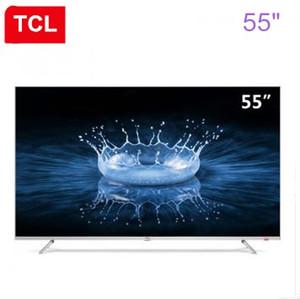 TCL 55 pouces 32 Intelligence artificielle de base Super Smart Slim 4K Ultra HD TV Full HDR écologique Livraison gratuite! ..