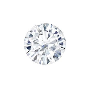 Тест Positive Включая Lab Grown Brilliant Cut Муассанит Алмазный GH Цвет 4.5ct 10.5mm Для Браслет Кольцо Серьги CC Уровня