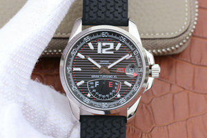 V6 racing classic 168457-3001. Full automatic kinetic energy mechanical movement! 44mm diameter, men's watch, silicone strap