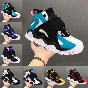 2020 Top Quality Barrage mediana Shoes QS Scotties Pippen Mens Basketball Hiper uva roxa Raptors Preto Uptempo Esporte Sneakers Airs Tamanho 7-13