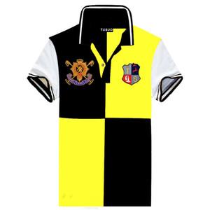hot sale short sleeve men's polosLuxury designerHotNewNew Luxury menswear designer Polo T-shirt summer cucci short sleeve lapel short sleeve