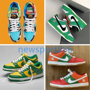 2020 new arrive 7-Eleven x NIKE SB Dunk Low 7-11 Designer Authentic Skateboard Sneakers Mens Womens running Shoes Trainers