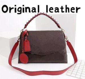 ¡CALIENTE! Bolsos de diseñador para las mujeres bolso de la manija trenzada bolso de compras de la flor Diseñador de alta calidad bolsos de hombro prácticos