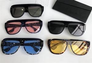 Новые модные дизайнерские солнцезащитные очки Очки съемная маскирующая рамка декоративные очки uv400 защитные линзы высокое качество простой