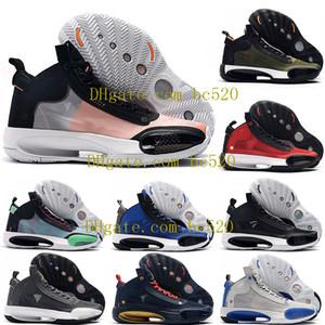 أحذية رجالي جديد صهيون الهواء ويليامسون الرابع والثلاثون 34 ECLIPSE سنو ليوبارد كرة السلة 34S Jumpman الزرقاء باطلة فاخر مصمم حذاء رياضة مدرب الولايات المتحدة 7-12