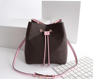 Toptan Orignal gerçek deri moda ünlü omuz çantası Tote çanta tasarımcısı presbiyopik alışveriş çantası çanta messenger çanta NEONOE