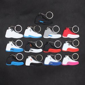 Идти оптовой запуск мини обуви брелок 3Д кроссовок мягкий резиновый мульти стили свободного выбора подвески zdl0323.