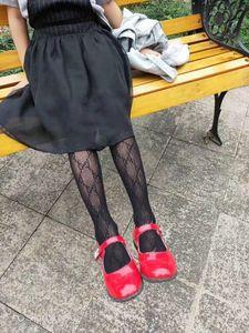 2-8 bonito Bebés Meninas malha calças justas de malha de cabos Anos Meninas algodão respirável Meia-calça para a criança Meninas Primavera Verão Outono