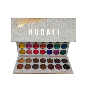 63#Colors Matte Glitter Eye Shadow Waterproof Long Lasting Makeup Eyeshadow Palette # 7662