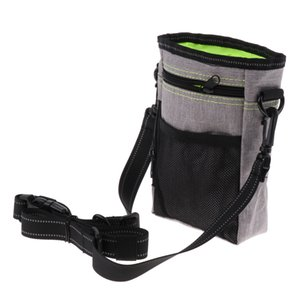 Dog Treat Pouch Bag Treat Bag Training Obedience Bait Belt Waist Pouch