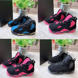 Jungenmädchen BT GT 7s Maulbeer Säugling scherzt Basketballschuhe Black Cats-Kinderathletiksportarten, die Turnschuhe betreffen