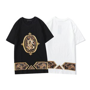 2020 New Men's Wear Designer T-shirt Men's Wear Summer T-shirt Hip Hop Men's short sleeves Size S-XXXL