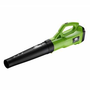 Best Partner Leaf Blower Ergonomic Handle Design Turbine Powerful 2-Speed Control with 120MPH and 465 CFM Output