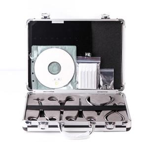 5 adet Steril Paslanmaz Çelik Delici Ekipmanları Premium Dövme Seti Tıbbi Piercing Seti