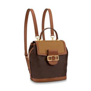 Moda mochila no ombro saco bolsa de óculos de leitura mini-saco do mensageiro do telefone móvel da carteira bolsa de couro genuíno