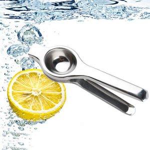 Aço inoxidável de alta qualidade Fruit manual Juicer Lemon Reamer Squeezer alaranjado manuais Ferramentas Mão Imprensa Citrus Juicer frete grátis