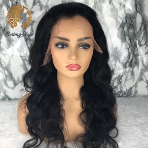 10A Transparent HD Lace Front Wig 13x6 Lace Front Human Hair Wigs For Women Body Wave Lace Frrontal Wig Low Ratio Natural Color 150% 180%