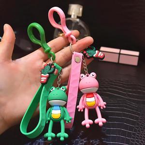 chaîne Big Frog Eye Key Pendentif pour Portefeuilles Cadeaux Creative de femmes et d'hommes pour enfants