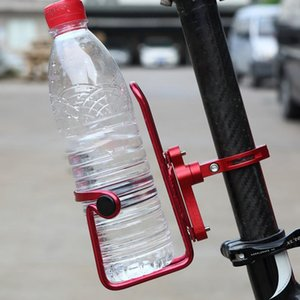 90 Degree Aluminum Alloy Kettle Rack Adapter Bicycle Bike Cycling HandleBar Clamp On Water Bottle Cage Cup Holder Adapter Water Bottles & Ca