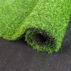 Grasmatte 100 cm * 100 cm Grün Kunstrasen Kleine Rasen Teppiche Gefälschte Sod Hausgarten Moos Für hause Boden hochzeit Dekoration DH0441