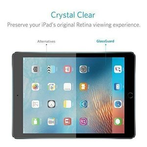 """Für iPad 2/3/4 5/6/7 2018 IPAD PRO Full Cover Laptop-Schutzfolie Gehärtetes Glas 9 """"Mit Kleinpaket"""
