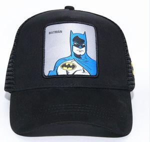 동물 농장 트럭 운전사 스냅 백 야구 모자 캡 팬더 BATMAN