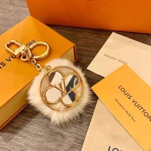 Qualtiy lega di modo della catena chiave di Keychain design in acciaio portachiavi portachiavi di marca donne degli uomini di souvenir Car Bag portachiavi con scatola FL9a