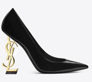 G02 donne in vera pelle di alta qualità Ultimo alti talloni pantofole dei sandali sexy degli alti talloni banchetto del partito Scarpe neakers marca da sposa