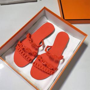 stars toutes les femmes Designer chaussures Slides évider Flip flops plat sliders dames Chaussures cloutées Cool Summer plage Slides Jelly Chaussures C01 35-40