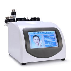 VENDITA CALDA radiofrequenza bipolare cavitazione ultrasonica 5in1 Cellulite rimozione macchina dimagrante Perdita di peso a vuoto di bellezza Equipme