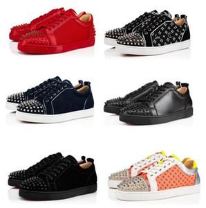 Niedrige rote untere Schuhe der Art und Weise der spätesten Männer der Qualitäts spitzt die beiläufigen Schuhe der Juniorfrauen, kundenspezifische Parteihochzeitsschuhe der Spitzenklasse an
