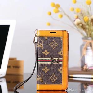 LOGOTIPO do metal virar carteira wall case capa de couro para iphone xs max xr x 7 7 plus 8 8 mais 6 6 mais marca design com slot para cartão