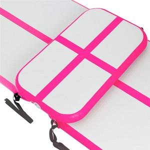 Freies Verschiffen Mini Gymnastikmatte Aufblasbare Gymnastik Tumble Track Air Block Air Board Matte