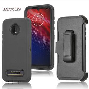 Defender Case для Stylo6 K51 A01 A21 5G Galaxy S20 A10E LG Stloy5 MOTO Z2 Force Z3 Play Z4 Play E6 Зажим для ремня Combo Кобура Протектор экрана