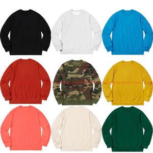heiße verkauf TOP Qualität UNHS BOGO 15FW-17FW Stickerei Hoodie Fleece Baumwollhoodies Paar Mode Sweatshirts HipHop Skateboard Pullover