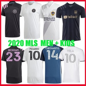 INTER MIAMI socer Jersey 2020 2021 LA Los Angeles Galaxy FC LAFC beckham 20 21 VELA CHICHARITO MLS INTER MIAMI CF IHN KIND-Fußball-Hemden