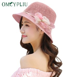 Sun Hats for Women Visors Bucket Hat Fisher Beach Hat UV Protection Cap Casual Ladies 2020 Summer Fashion Caps Wide