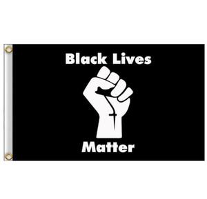 90x150cm أسود الأرواح MATTER العلم الرايات السود احتجاجا راية الأمريكية أعلام موكب حزب اللوازم أن العرف GGA3432-5