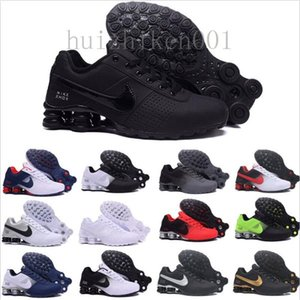 New Shox Deliver 809 Men Women Air Running Shoes Wholesale Famous DELIVER OZ NZ Mens Athletic Sneakers Sports Running Shoes 36-46 RR622