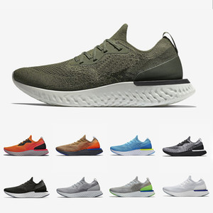 2019 NIKE Epic React Flyknit Instant Go Fly Lightweight men women running shoes causal mesh Breathable sports Athletic designer sneaker