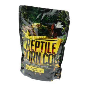 500g transpirable Inodoro mazorca de maíz fibra Mat tortuga pet reptil de cama Liner