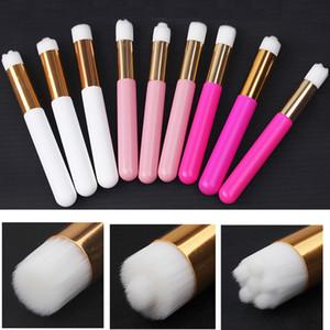 Multi-funzione naso ciglia pulizia spazzola del sopracciglio di comedone di pulizia portatile Lash Shampoo della spazzola di trucco spazzola Strumenti 12 stili
