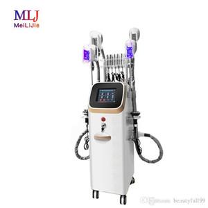 Prodotto caldo di vendita 4 cryolipolysis maniglia macchina plasmare 40k cavitazione rf lipolaser pastiglie perdita di peso corporeo
