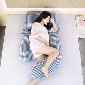 Bonenjoy Body Pillow 100% Хлопок Подушка для Беременных Высокого Качества Relax Руки и ноги Длинный Хорошо Спящий Беременный