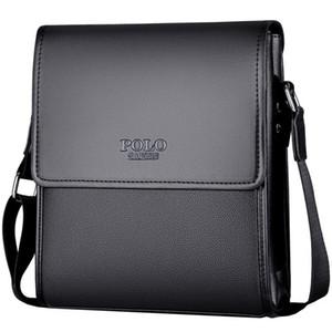 وصل جديد رجل لعبة البولو حقيبة رسول حقيبة العلامة التجارية حقيبة الكتف الأزياء حقيبة crossbody شحن مجاني
