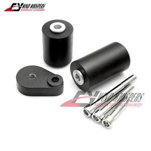 Мотоцикл No Cut Frame Sliders Crash Protector для Ninja ZX6R ZX636 ZX 6R ZX-6R 2007 2008