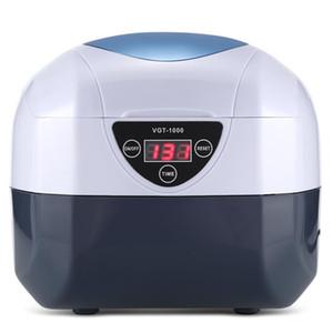 0.75L numérique à ultrasons manucure Outils à ongles Nail stérilisateur en acier inoxydable stérilisant Art Équipement de désinfection machine
