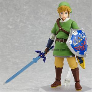 Çocuklar için Zelda Koleksiyon Oyuncak Zelda Şekil Nendoroid 153 figma Eylem Şekil Legend Skyward Sword
