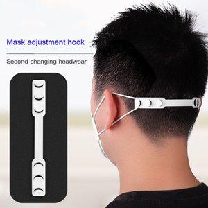 New Third Gear Adjustable Anti-Slip Mask Ear Grips Extension Hook Face Masks Buckle Holder Adjustable Face Mask Hook Ear Buckle