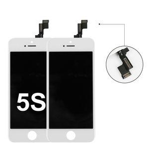 Accessori del telefono all'ingrosso per l'iPhone 5s LCD completa + display telaio mobile Ricambi cellulari LCD Phone